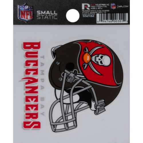 Rico Tampa Bay Buccaneers Small Static Cling Decal