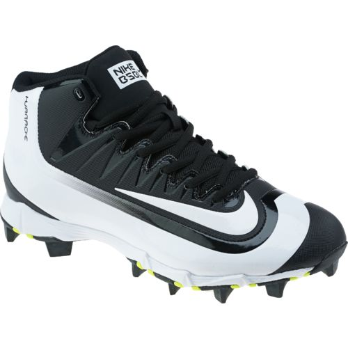 Nike Men's Huarache 2KFilth Keystone Mid Baseball Cleats - view number 2