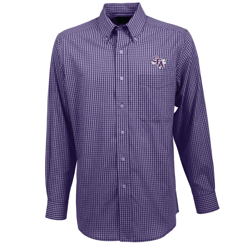 Antigua men 39 s stephen f austin state university associate for College button down shirts