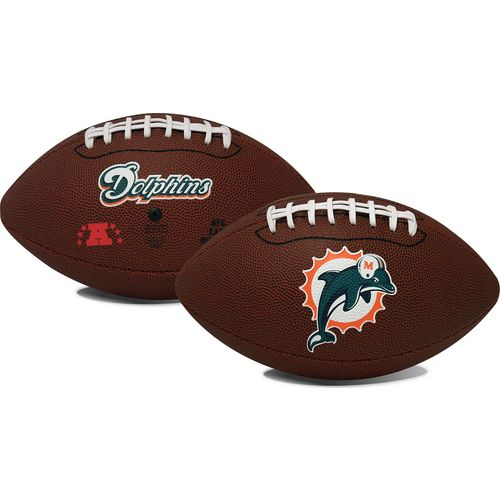 Rawlings Miami Dolphins Game Time Full-Size Football