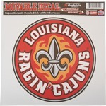 Stockdale University of Louisiana at Lafayette Single Logo Decal - view number 1