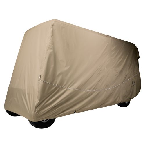 Classic Accessories Fairway Collection Quick-Fit Golf Cart Cover