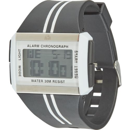 Display product reviews for Academy Sports + Outdoors Men's Digital Watch