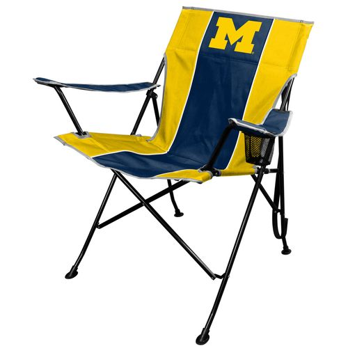 Jarden Sports Licensing University of Michigan Tailgate Chair