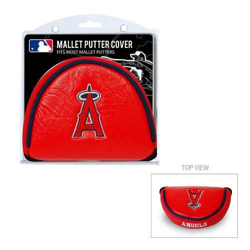Team Golf Los Angeles Angels Mallet Putter Cover - view number 1
