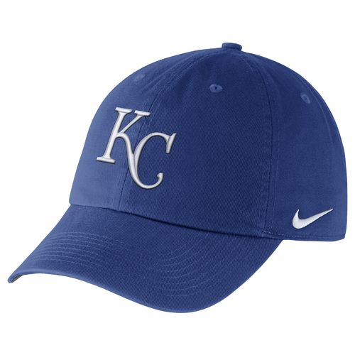 Nike™ Adults' Kansas City Royals Heritage86 Dri-FIT Stadium Cap