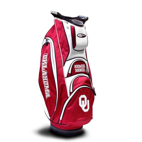 Team Golf University of Oklahoma Victory Cart Golf Bag