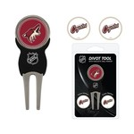 Team Golf Arizona Coyotes Divot Tool and Ball Marker Set - view number 1