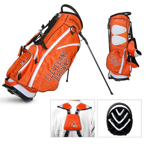 Team Golf Cleveland Browns Fairway Golf Stand Bag
