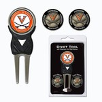 Team Golf University of Virginia Divot Tool and Ball Marker Set - view number 1