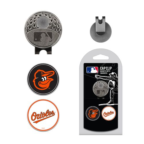 Team Golf Baltimore Orioles Marker Cap Clip - view number 1