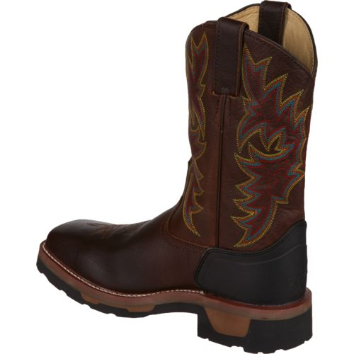 Tony Lama Men's Bark Badger TLX Composition-Toe Western Work Boots - view number 3