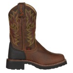 Tony Lama Kids' Bark Badger Cow TLX® Western Work Boots