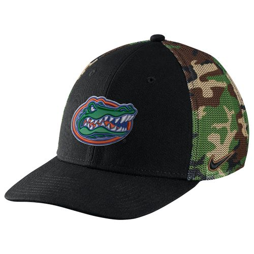 Nike™ Men's University of Florida Camo Cap