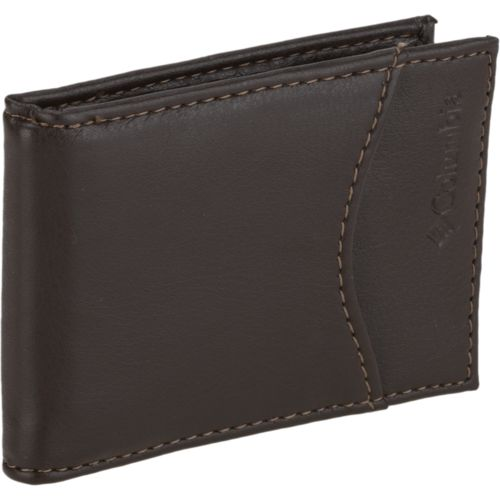 Display product reviews for Columbia Sportswear Men's RFID-Blocking Front Pocket Wallet
