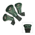 Team Golf Dallas Stars Contour Sock Head Covers 3-Pack - view number 1