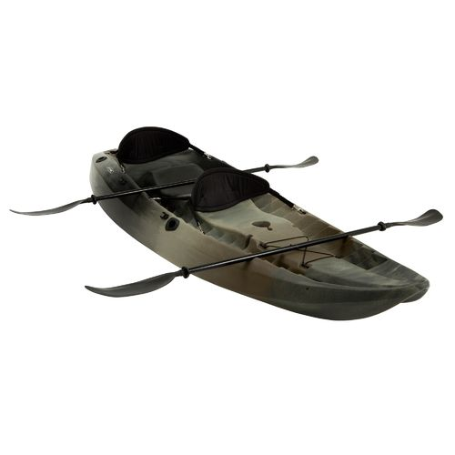 Display product reviews for Lifetime Sport Fisher 10' Tandem Fishing Kayak