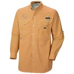 Columbia Sportswear Men's Sam Houston State University Super Bonehead™ Long Sleeve Shirt