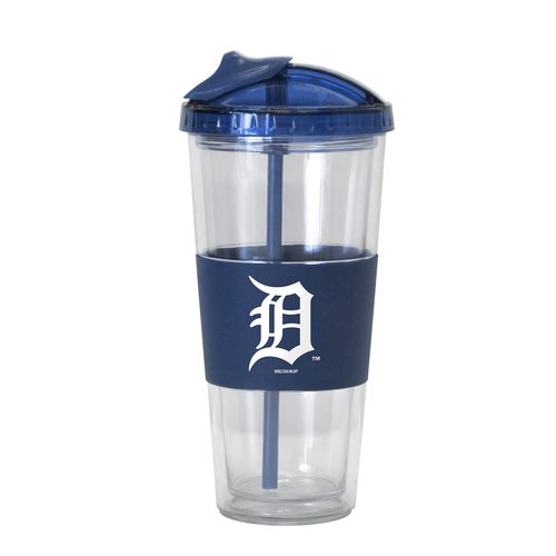 Boelter Brands Detroit Tigers 22 oz. No-Spill Straw