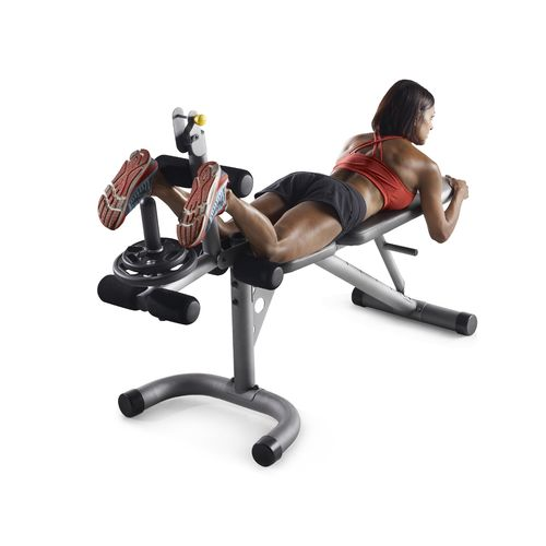 Gold's Gym XRS 20 Olympic Workout Bench - view number 4