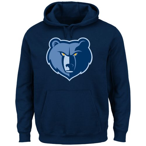 Majestic Men's Memphis Grizzlies Tek Patch™ Hoodie