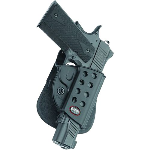 Fobus 1911-Style with Rails Standard Evolution Paddle Holster