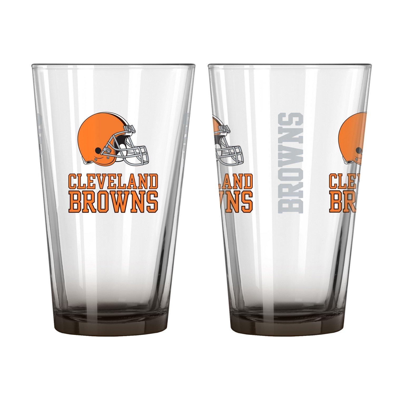 Boelter Brands Cleveland Browns Elite 16 oz. Pint