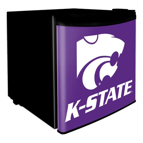 Boelter Brands Kansas State University 1.7 cu. ft. Dorm Room Refrigerator