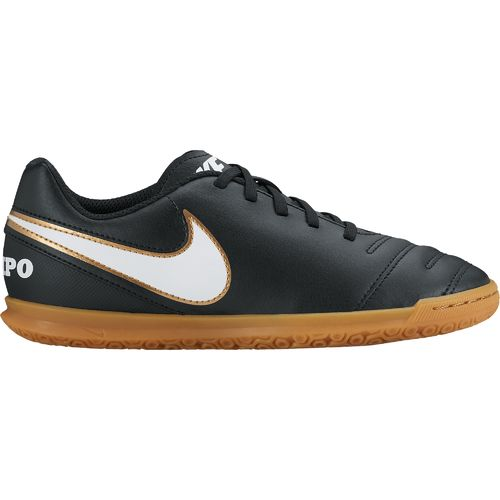 Nike™ Boys' Jr. Tiempo Rio II IC Soccer Shoes