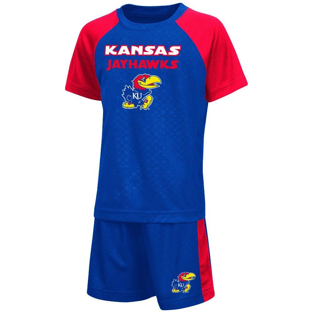 Colosseum Athletics Toddler Boys' University of Kansas Gridlock
