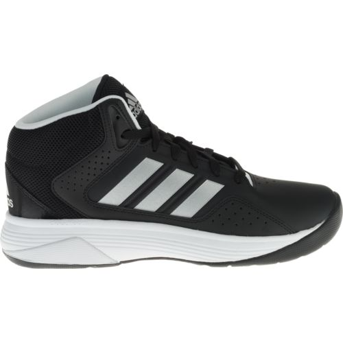 adidas Men's cloudfoam Ilation Mid - Wide Basketball Shoes