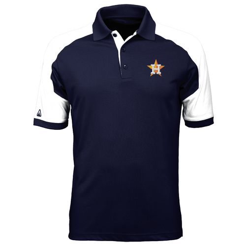 Antigua Men's Houston Astros Century Polo Shirt