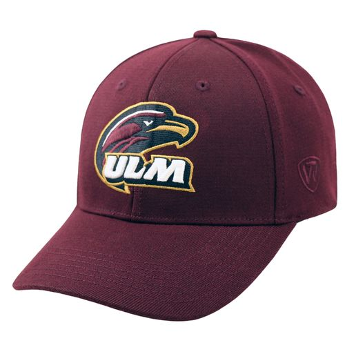 Top of the World Adults' University of Louisiana at Monroe Premium Collection Memory Fit™ C - view number 1