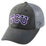Top of the World Women's Texas Christian University Charisma 2-Tone Adjustable Cap