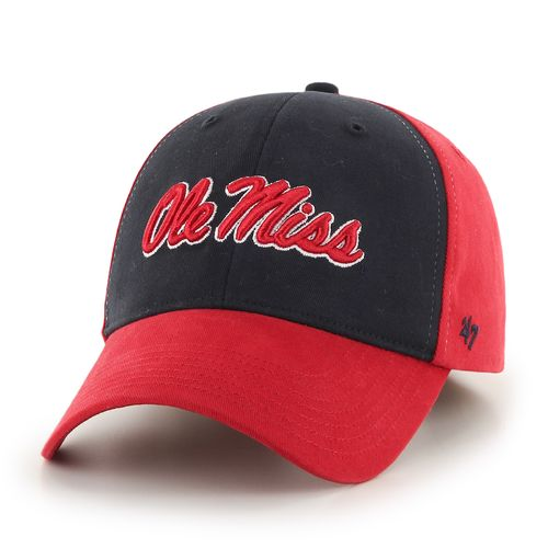 '47 University of Mississippi Broadside Cap
