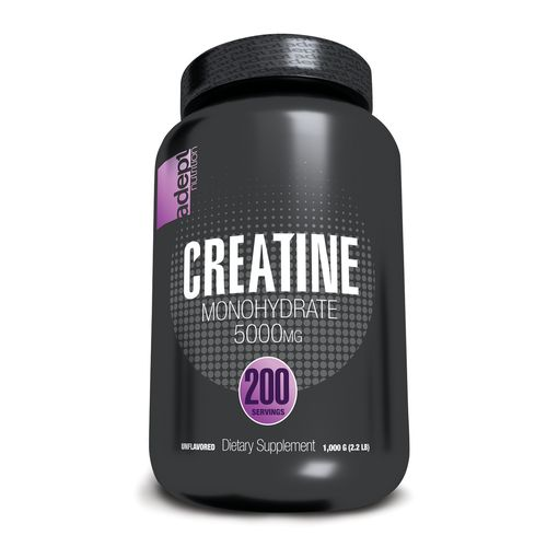 Adept Nutrition Creatine Monohydrate Dietary Supplement