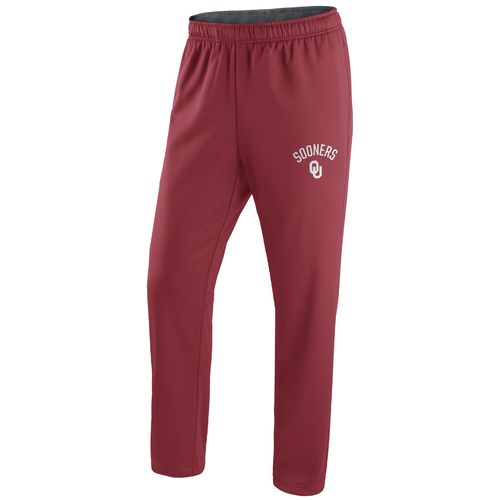 Nike Men's University of Oklahoma Fleece Circuit Pant