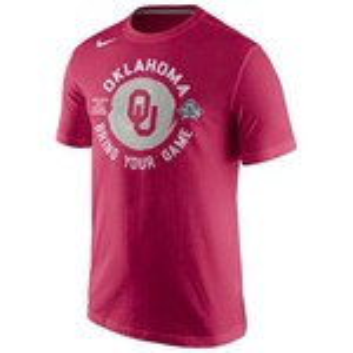 Nike Men's Oklahoma Sooners 2016 NCAA Regional Champions Locker Room T-shirt