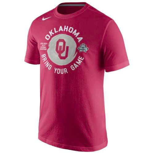 Nike™ Men's University of Oklahoma Bring Your Game T-shirt