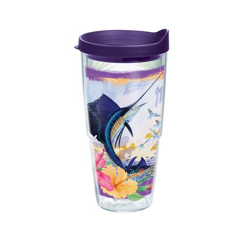 Tervis Guy Harvey Colorful Sailfish 24 oz. Tumbler
