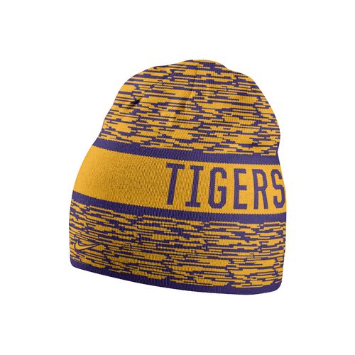 Nike™ Men's Louisiana State University Reversible Beanie