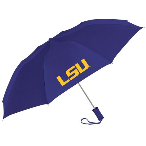 Storm Duds Adults' Louisiana State University Automatic Folding Umbrella