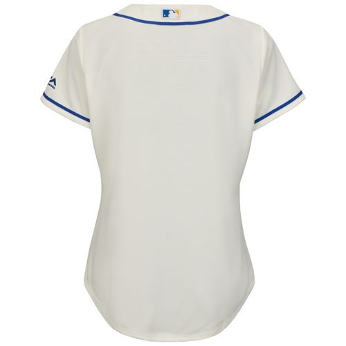 Majestic Women's Seattle Mariners Cool Base Jersey - view number 2