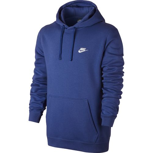 Nike Men's NSW Club Pullover Fleece Hoodie