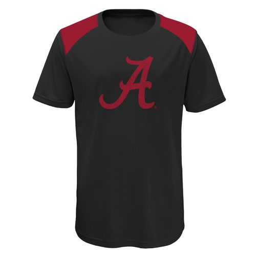 Gen2 Boys' University of Alabama Ellipse Performance Top