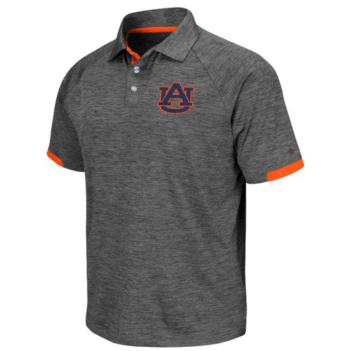 Colosseum Athletics Men's Auburn University Spiral Polo Shirt