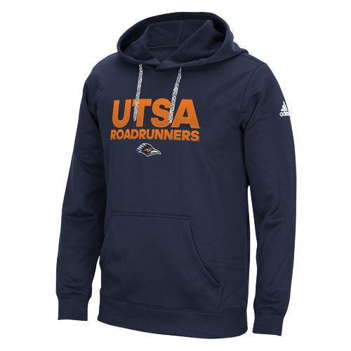 adidas™ Men's University of Texas at San Antonio Sideline Hustle climawarm™ Fleece Hoo
