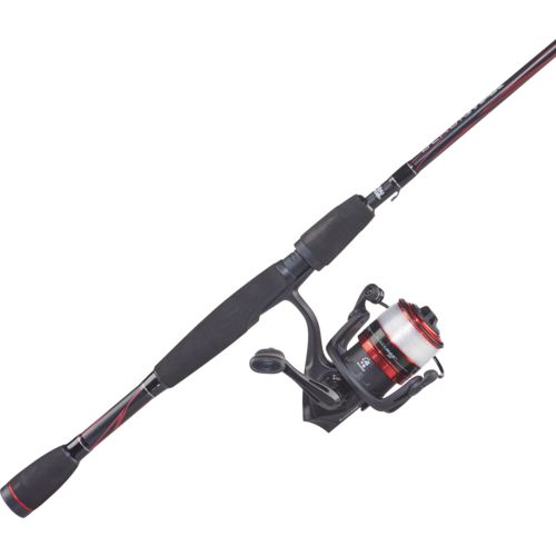 "Display product reviews for Abu Garcia® Black Max 6'6"" M 2-Piece Spinning Combo"