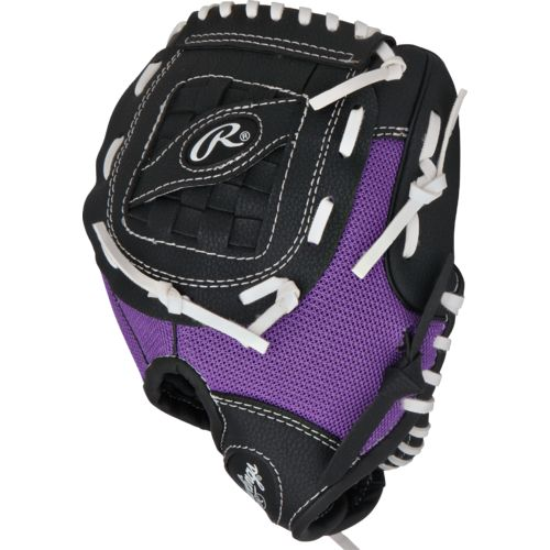 Rawlings Youth Players 10 in Baseball Glove - view number 3