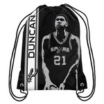 Team Beans San Antonio Spurs Tim Duncan #21 Drawstring Backpack